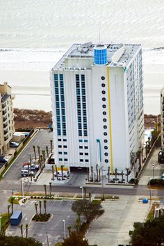 Another View Of Seaside Resort In North Myrtle Beach Sc Vacation Resorts