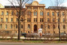 Jüdisches Seniorenheim Schönhauser Allee