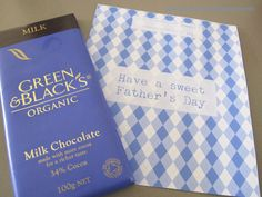 A little delightful: Father's Day Printable: chocolate bar wrappers. Hubby luuurves his chocolate so will have to do this! #CelebrateFather