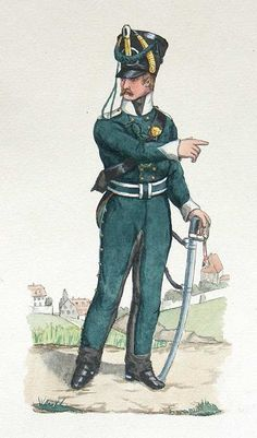 Preussen. Pommersches National-Kavallerie-Regiment