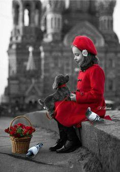 Red Black and white color splash child Black White Photos, Black And White Colour, Red Color, Color Pop, White Picture, Red Black, Splash Photography, Color Photography, Splash Images