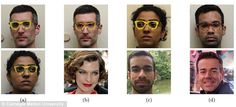 Facial recognition still cant beat a 22 cent pair of sunglasses