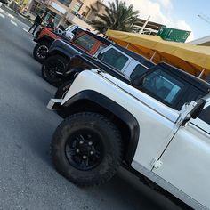 Lovely Land Rover Defender   #signaturetechniques #kahnuae #uae #uaecars #abudhabi #mydubai #abudhabicars #dubai #dubaicars #arabcars #saudicars #ksa #riyadh #jeddah #kuwait #qatar #bahrain #customcars #modifiedcars #luxury #blacklist #carporn #landrover #rangerover  @cargramm @saudispeed @topperformance @carinstagram @black_list @arabgarage @motory_magazine @range_vogue @arab_rangerover @onlyforluxury @billionairesofficial @superrichclub @mannersstyle @luxurylifestylemagazine benbray_st…