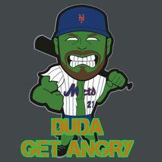 Lucas Duda Game 4 Against Cubs