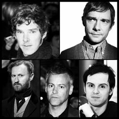 The Baker Street Boys: Ginger, Baby, Posh, Sporty and Scary. BRB, huge face-palm is in order here.