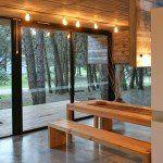 Casa Mar Azul – ARQA Windows, Beach Cottages, Arquitetura, Wooden Decks, Modular Homes, Container Houses, Water Tank, Ramen, Window