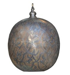 Handcrafted Moroccan pendant light, made of Brass with black oxidized color finish. These Moroccan lights will attract attention. Order from E Kenoz!