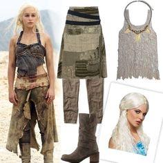 Summon the Dragons — Channel Daenerys Targaryen For Halloween