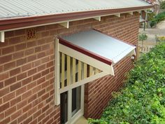 Treated Window Canopys | Timber Awnings | AH002R | HAMMERSMITH | Adelaide Australia