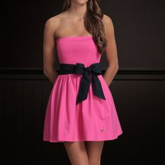 Hollister dress ok i LOVE this and I'm tryin to get my mom to get it for my Easter dress!!!