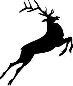 Quickly and easily create a festive holiday design anywhere with our Reindeer Painting Stencil!