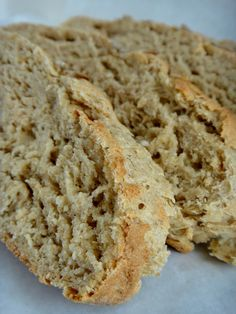 RAPA TACHOS: Pão de farinha Kamut Myprotein