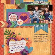 Layout using {Kindness is Free} Digital Scrapbook Kit by Aprilisa Designs http://www.gottapixel.net/store/product.php?productid=10013726&cat=0&page=1