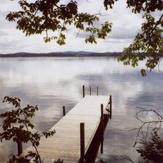 Going to the lake and jumping into our bathing suits, and running to the end of the pier.last one in is a rotton egg. Lake Dock, Lake Cabins, Lake Life, Inspired Homes, Dream Vacations, Serenity, Art Photography, Scenery, Rustic Cabins