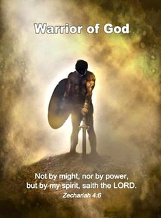 """Zechariah 4:6 Then he said to me, """"This is what the Lord says to Zerubbabel: It is not by force nor by strength, but by my Spirit, says the Lord of Heaven's Armies."""