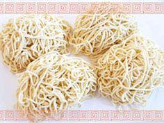 のびにくい&つるつる♪手作り中華麺☆重曹の画像