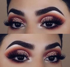 Here are 23 glam makeup ideas for Christmas, from Stay Glam: Christmas is suc. make up sparkle Here are 23 glam makeup ideas for Christmas, from Stay Glam: Christmas is suc… - Schönheit New Makeup Ideas, Makeup Inspo, Makeup For Photos, Makeup Inspiration, Glam Makeup, Sparkle Makeup, Beauty Makeup, Diy Makeup, Silver Glitter Eye Makeup