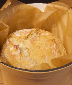 No Knead Rustic Artisan Bread - My Country Table