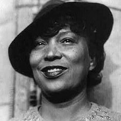 "Zora Neale Hurston - A novelist, folklorist, and anthropologist,  Zora Neale Hurston is considered one of the pre-eminent writers of twentieth-century African-American literature and closely related to the Harlem Renaissance.  Best known for her 1937 novel ""Their Eyes Were Watching God."""