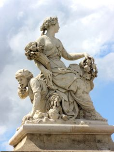 Allégorie de l'Abondance - Château de Versailles