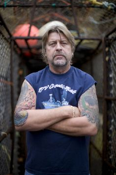 Capt. Phil Harris was the coolest from the show Deadliest Catch. Miss him.