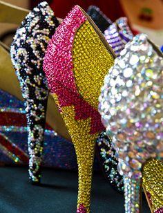 Shoes Rhinestones