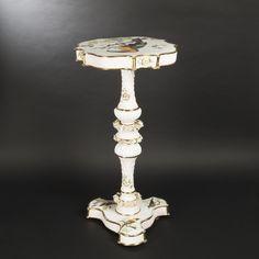 Porcelain gueridon, 20th Century #BuyArtOnline #Expertissim