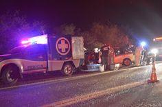 NONATO NOTÍCIAS: Vítimas do acidente entre S10 e Voyage na BR-407 e...