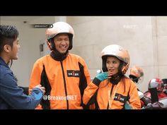 Hangout Bareng Seno dan Selly OK-JEK Host Dadakan Breakout!