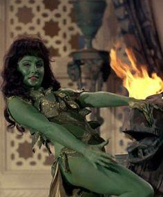 Star Trek Characters Aliens | Orion Women of 'Star Trek' Gallery [Star Trek]