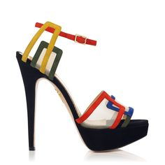 From Charlotte Olympia's pre-fall 2015 collection. Photo: Charlotte Olympia