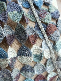 """""""Moon"""" Scarf - Sophie Digard crochet"""