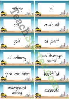 Mining Word Wall Vocabulary