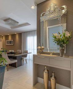 Masculine Living Rooms, Cozy Living Spaces, Best Living Room Design, Living Room Designs, Home Entrance Decor, Home Decor, Venetian Mirrors, Modern Interior Design, Home Renovation