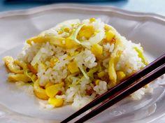 Receta de Arroz cantonés en http://www.recetasbuenas.com/arroz-cantones/ Aprende a preparar un delicioso plato de arroz cantonés de forma rápida y sencilla. Un plato popular de la cocina asiática con el que triunfarás.  #recetas #Primeros #arroz