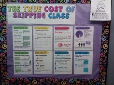 This board is currently set up for tuition similar to that of Michigan State University. If you would like the numbers re-worked for your own tuition, please download the editable version below in...