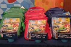 Team Umizoomi Birthday Party Ideas | Photo 1 of 41 | Catch My Party