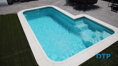 Natural Swimming Pools, Swimming Pools Backyard, Swimming Pool Designs, Pool Decks, Pool Landscaping, Lap Pools, Small Backyard Pools, Small Pools, Swimming Pool Architecture