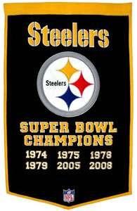 Attend a Steeler Super Bowl