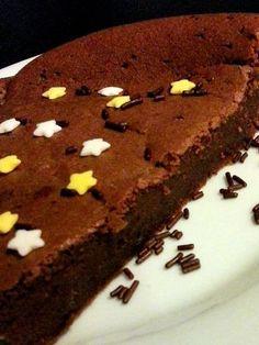 Fondant au chocolat et aux Petits Suisses - Recette de cuisine Marmiton : une recette