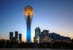 The Strange, Post-Soviet Architecture of Astana, Kazakhstan