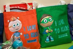 Hostess with the Mostess® - Super Why Theme