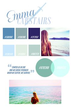 Emma Carstairs + mood board