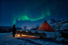We have been working hard to create memorable new Northern Lights holiday experiencesfor this winter, take a look at just a few of them below:  ARCTIC ANIMALS & AURORA (October 2016): A new family focused itinerary has been launched by Arctic and Northern Lights travel specialists, Off the Map Travel, for October 2017 where guests will come face-to-face with Arctic wildlife and hunt for the majestic Northern Lights across northern Norway and Sweden. From Arctic Norway, the new itinerary…