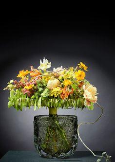 Mixed Bouquet - Constructed Bouquets ~ Frédéric Dupré, Stefan Göttle, Patrick Jansen