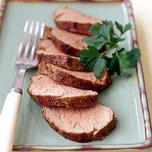 Seasoned Pork Tenderloin (WW suggested for Easter alternative to ham) ~ WW 4PP