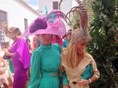 Wedding guest hats - I feel we may need to have really OTT headwear for Alex and Kelly wedding