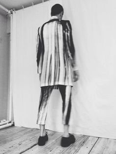 Shooting for NUDE:MM 2015SS