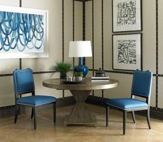 Mr And Mrs Howard For Sherrill Furniture Dining Room Table Family