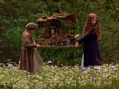 from the movie Fairy Tale - best fairy house ever